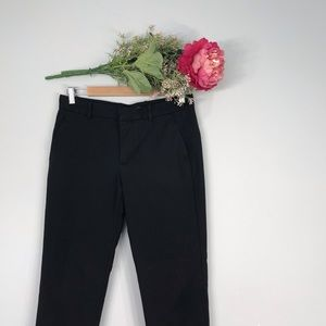 Zara | Mid Rise Capri Dress Pants SZ M